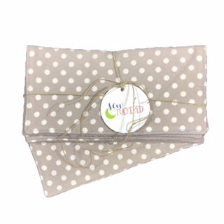 Cloth Wipes - Your choice on a set of 5