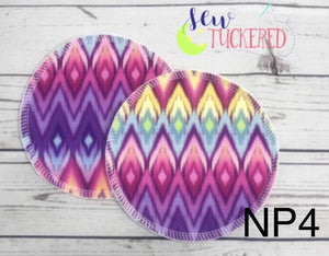 "Waterproof Nursing Pads 5"" - Scroll for Choices"