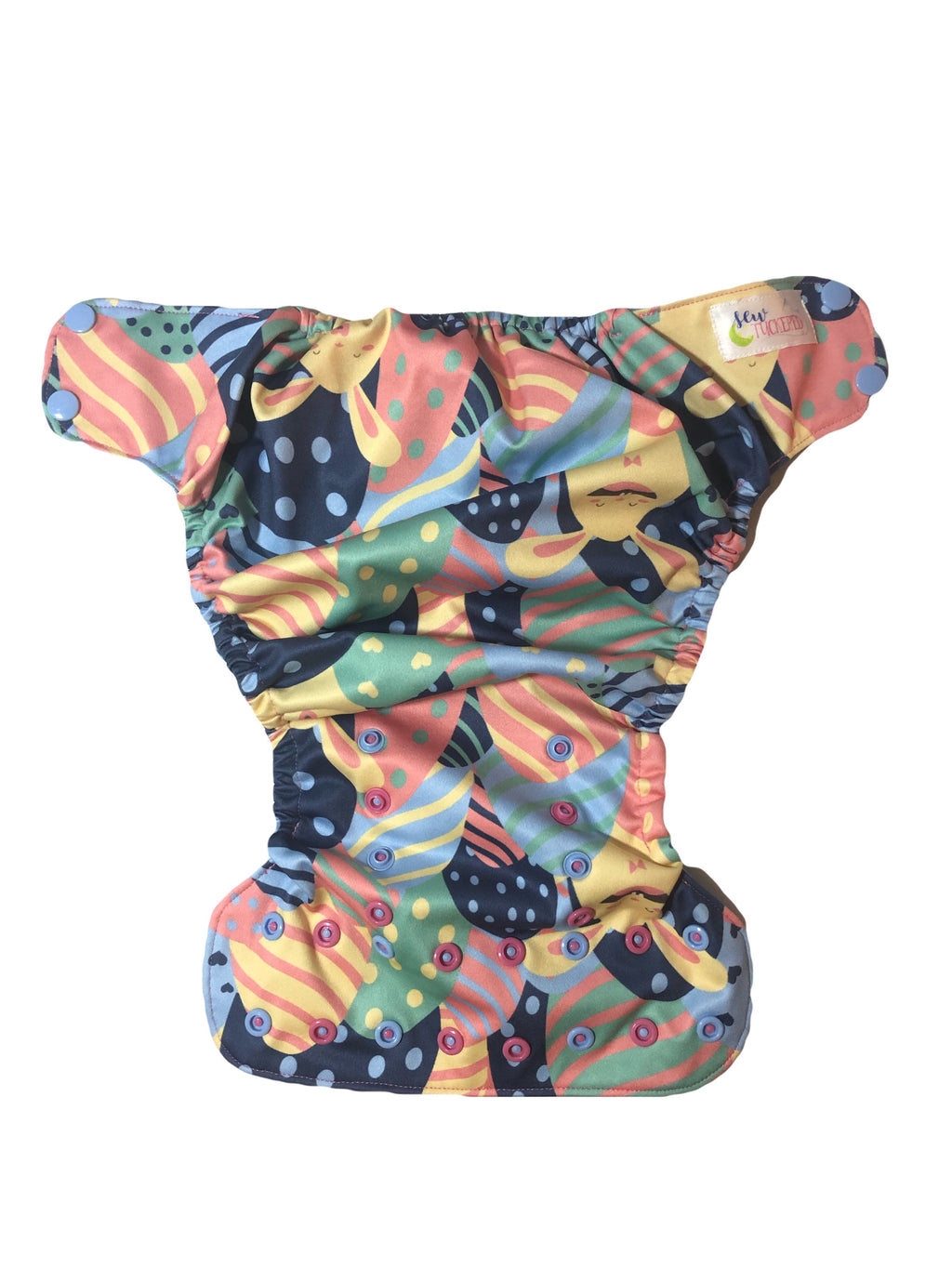 One Size Pocket Cloth Diaper