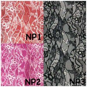 "Waterproof Nursing Pads 4"" - Scroll for Choices"