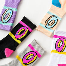 Donut Tennis Sock - Spunk Trunks