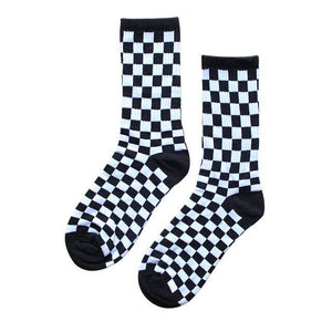Checkerboard Socks - 💦Spunk Trunks