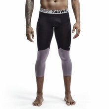 TAUWELL SPORT Two Tone Compression Tights - 💦Spunk Trunks