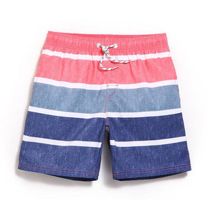 GAI LANG Sunset Swatch Board Shorts | Spunk Trunks