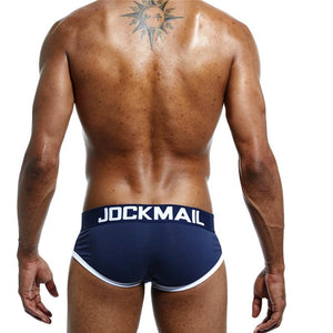 JOCKMAIL Mesh Crotch Brief | Spunk Trunks