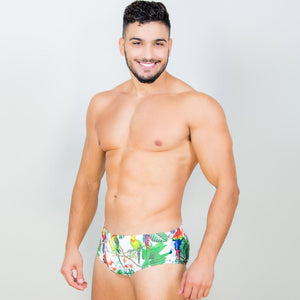 TADDLEE Birds Of Prey Bathing Suit | Spunk Trunks