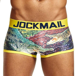 "JOCKMAIL ""Hungry Bottom"" Boxer Brief 