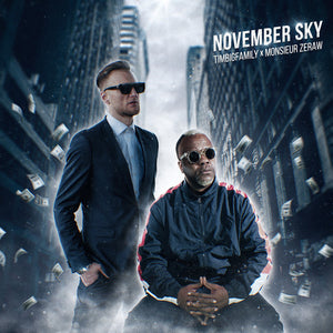 Тимур Timbigfamily, Monsieur Zeraw- NOVEMBER SKY (Track Review)