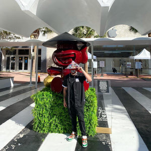 Romero Britto, Botero, and Now Super Buddha Occupy the Prestigious Lincoln Road (SwanoDown Report)