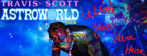 Take Me Back To Astroworld: Travis Scott Show Review (Throwback)