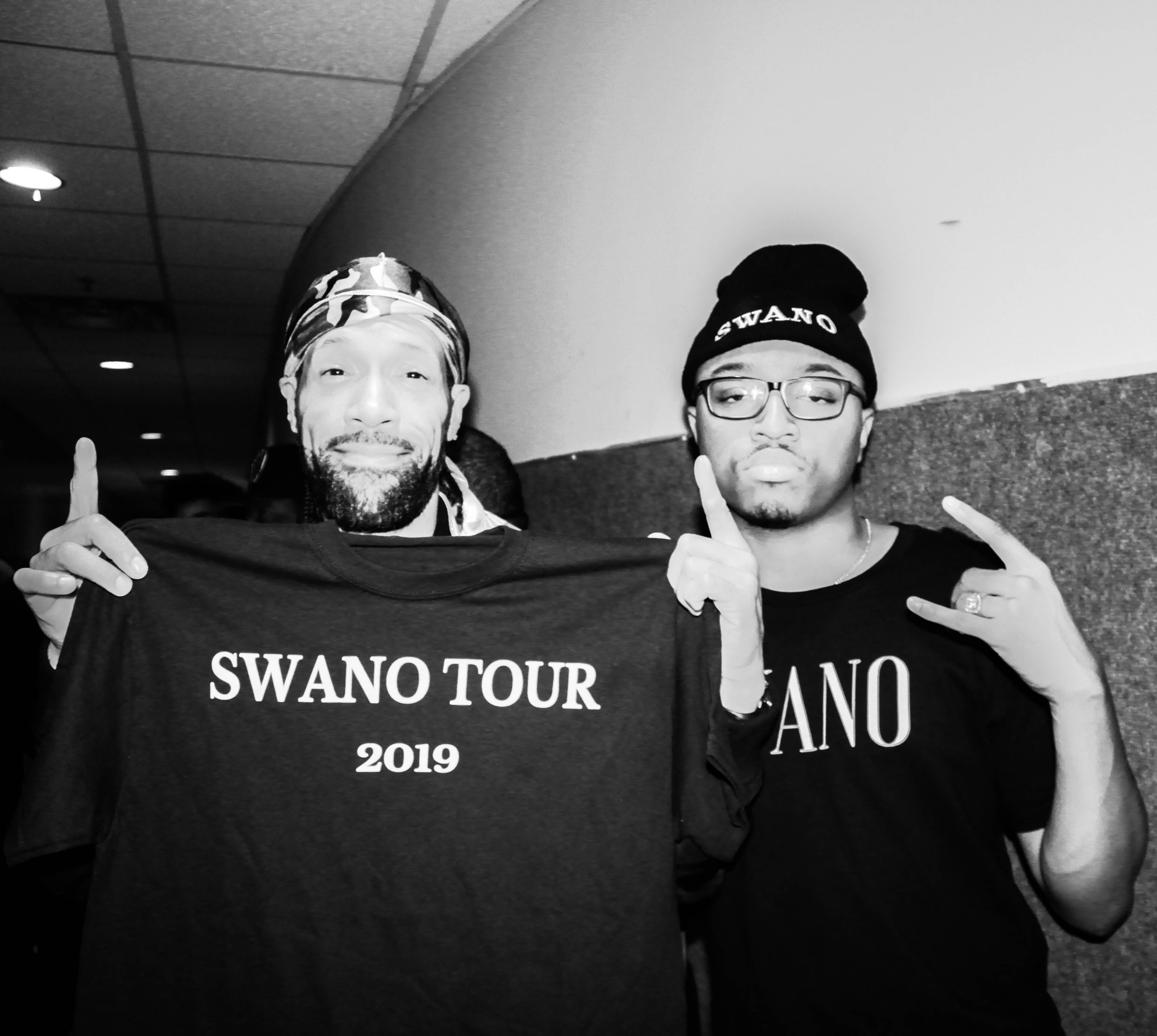 Official 2019 Swano Tour Shirts - SwanoDown