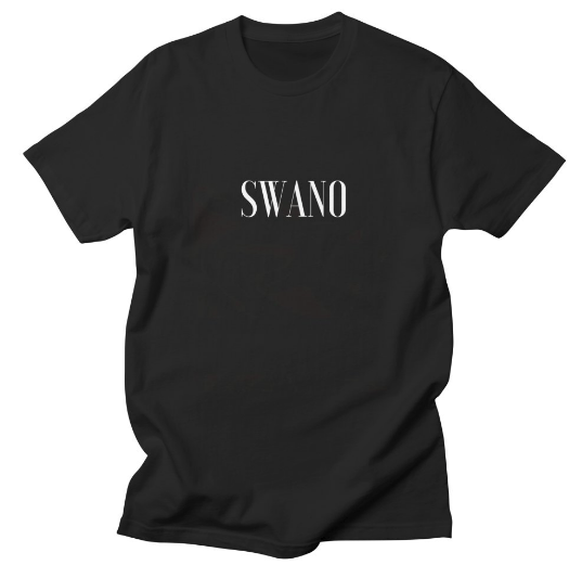 Official Short Sleeve Swano T-Shirt - SwanoDown