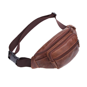 Leather Fannypack