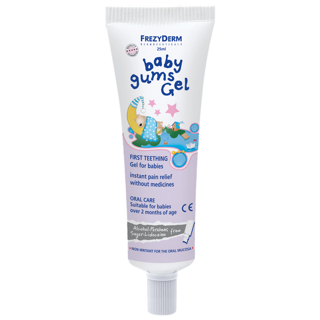 Frezyderm Baby Gum's Gel 25ml