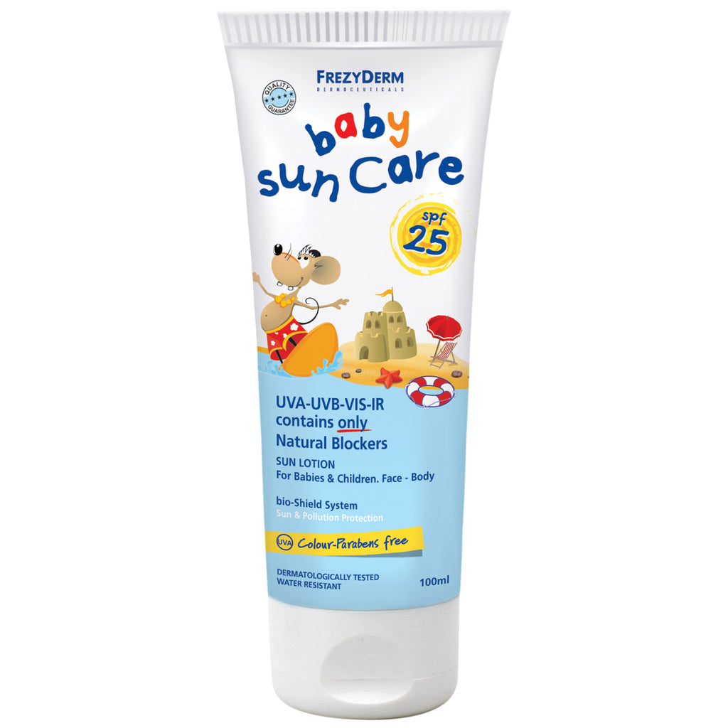 Frezyderm Baby Care SPF 25 100ml