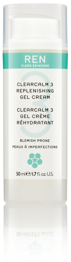 Ren Clearcalm Replenishing Gel Cream 50ml