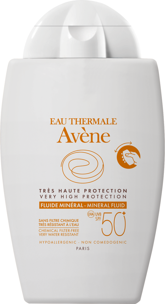Avene Mineral Fluid SPF50+, 40ml NEW