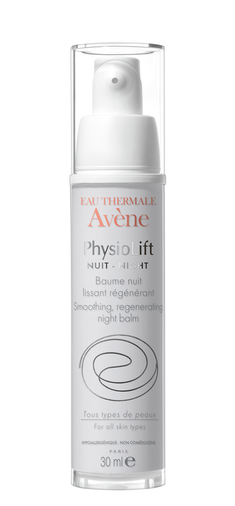 Avène PhysioLift NIGHT Smoothing, Regenerating Balm, 15ml