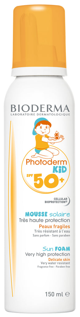 Bioderma Photoderm Kid Mousse 150ml