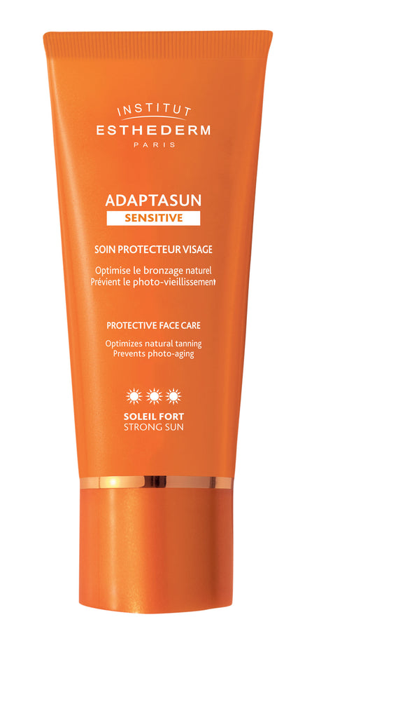Institut Esthederm Adaptasun Sensitive Protective Face Care Strong Sun 50ml