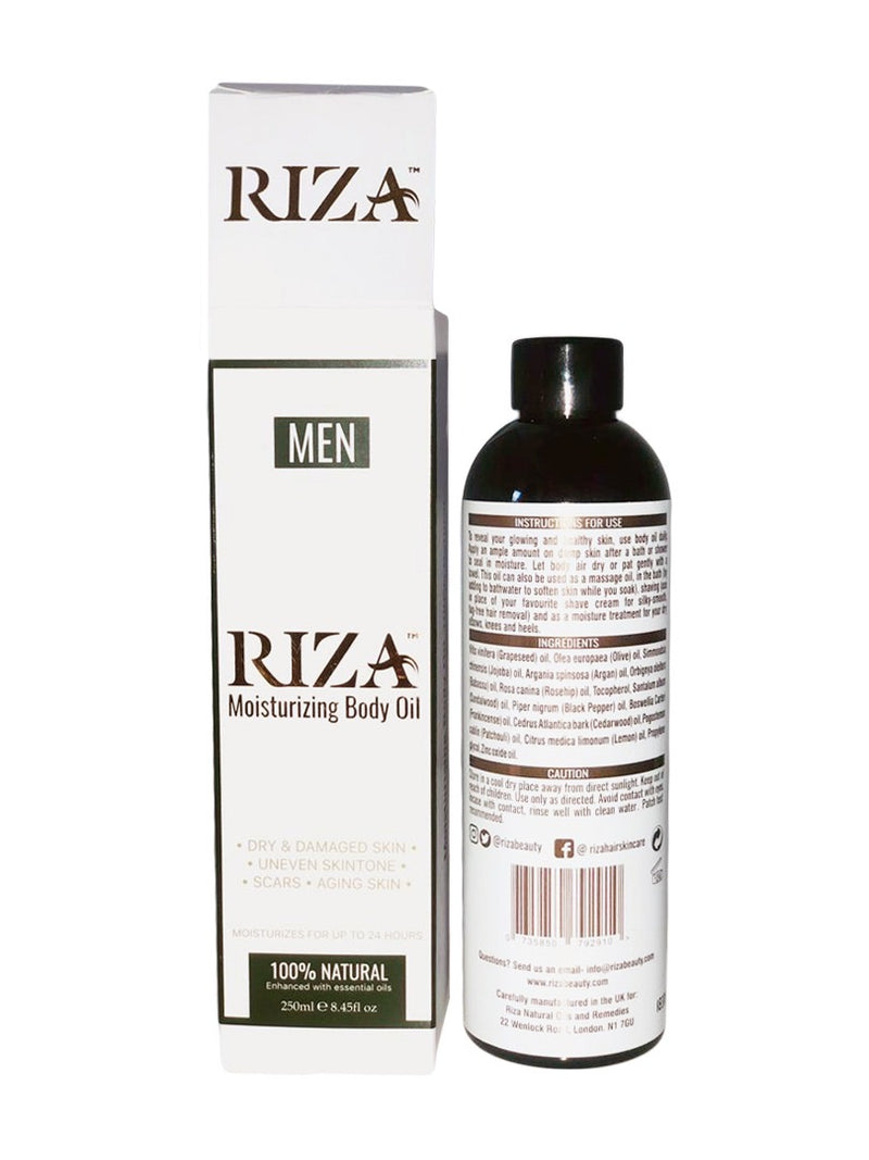 Body Oil - Men