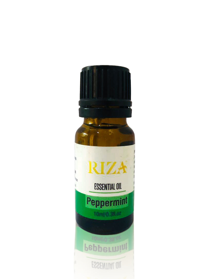 Peppermint English Essential Oil - Mentha Piperata 'Mitchum' Type England