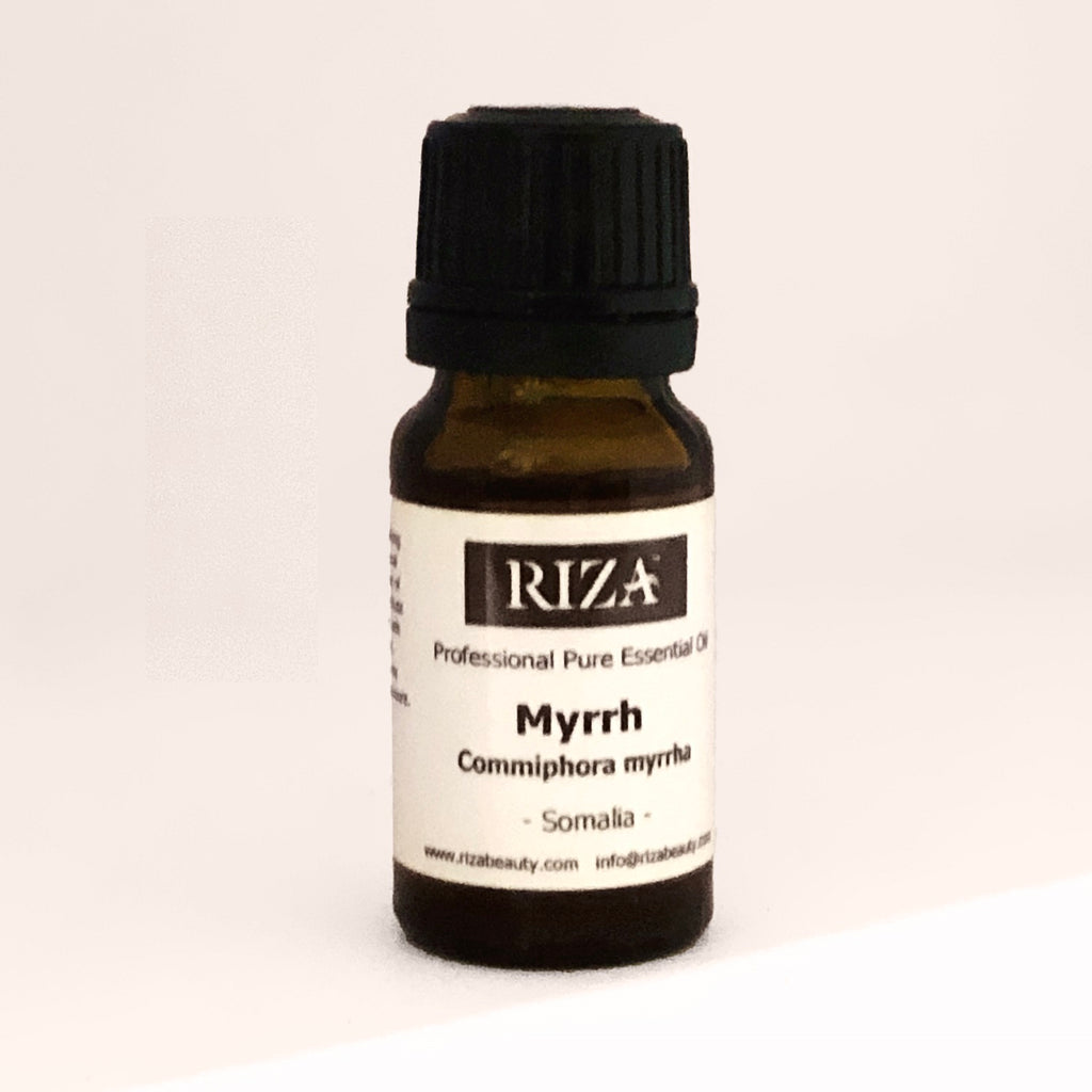 Myrrh (Steam distilled) Essential Oil - Commiphora Myrrha Somalia - 10ml