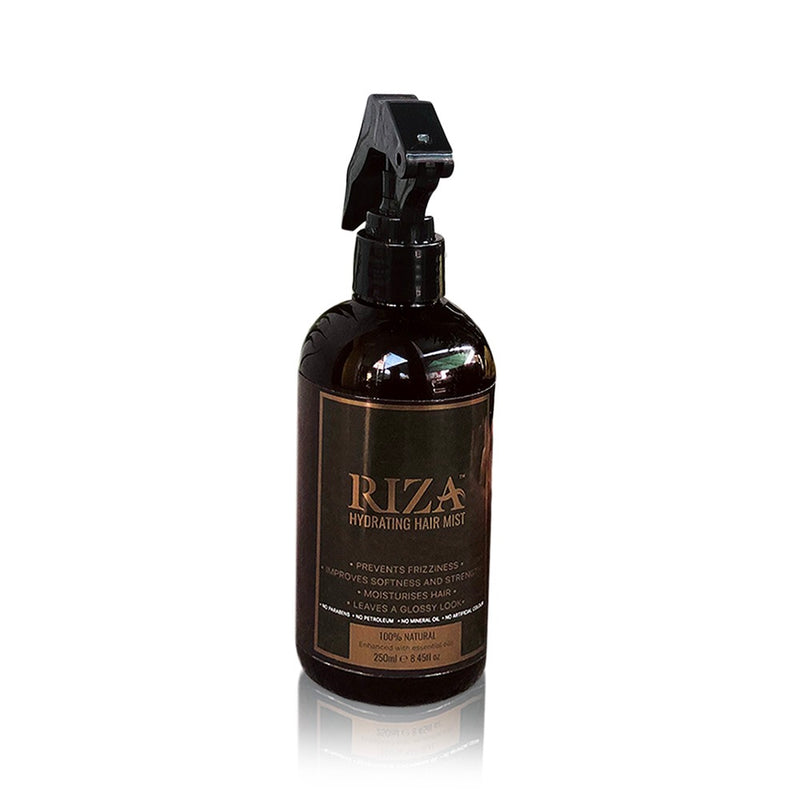 Riza Hydrating Hair Mist - Aromatherapy Hair Care