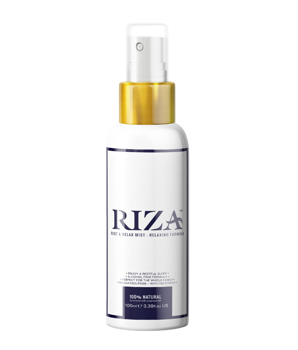 Riza Rest and Relax Mist - Relaxing Formula