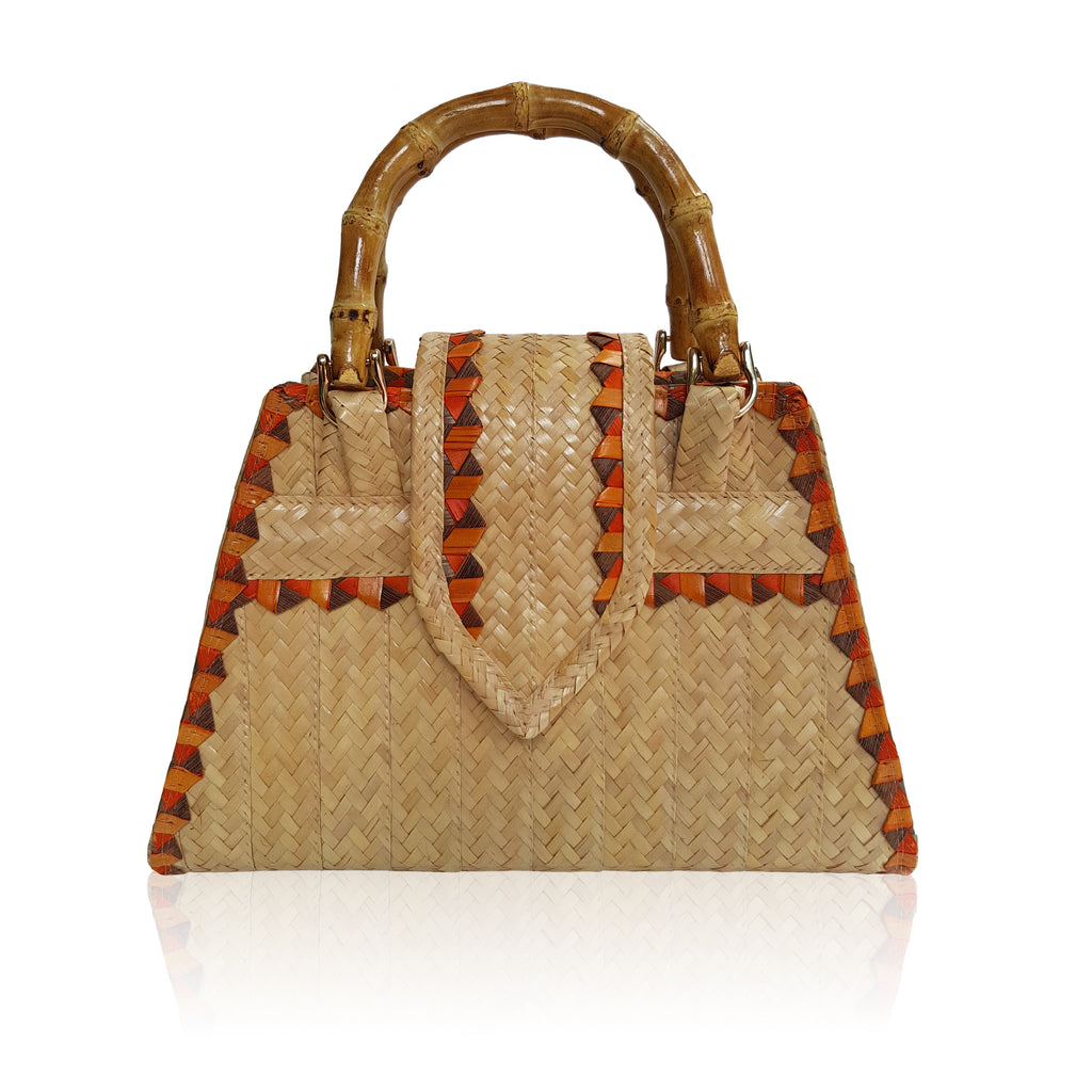 Liz handbag 'Natural Sunset'