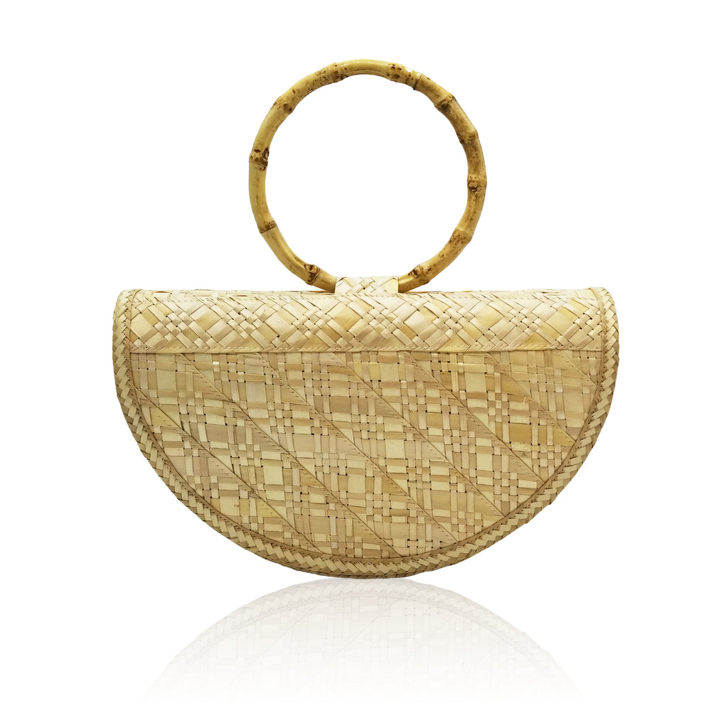 Luna handbag 'Natural Collection'