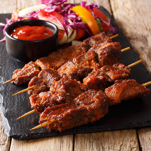 'Ya Salam' Chicken Skewers