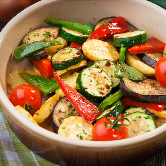 Roasted Mediterranean Vegetables