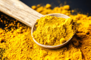 Meet the golden spice.... Turmeric
