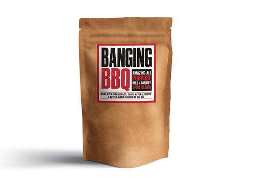 Banging BBQ - Amazing All Purpose BBQ Meat rub and seasonings! 225g