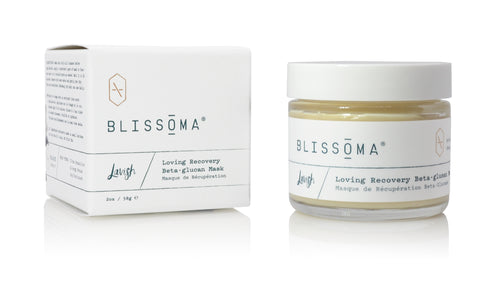 Lavish-Loving Recovery Beta-Glucan Mask