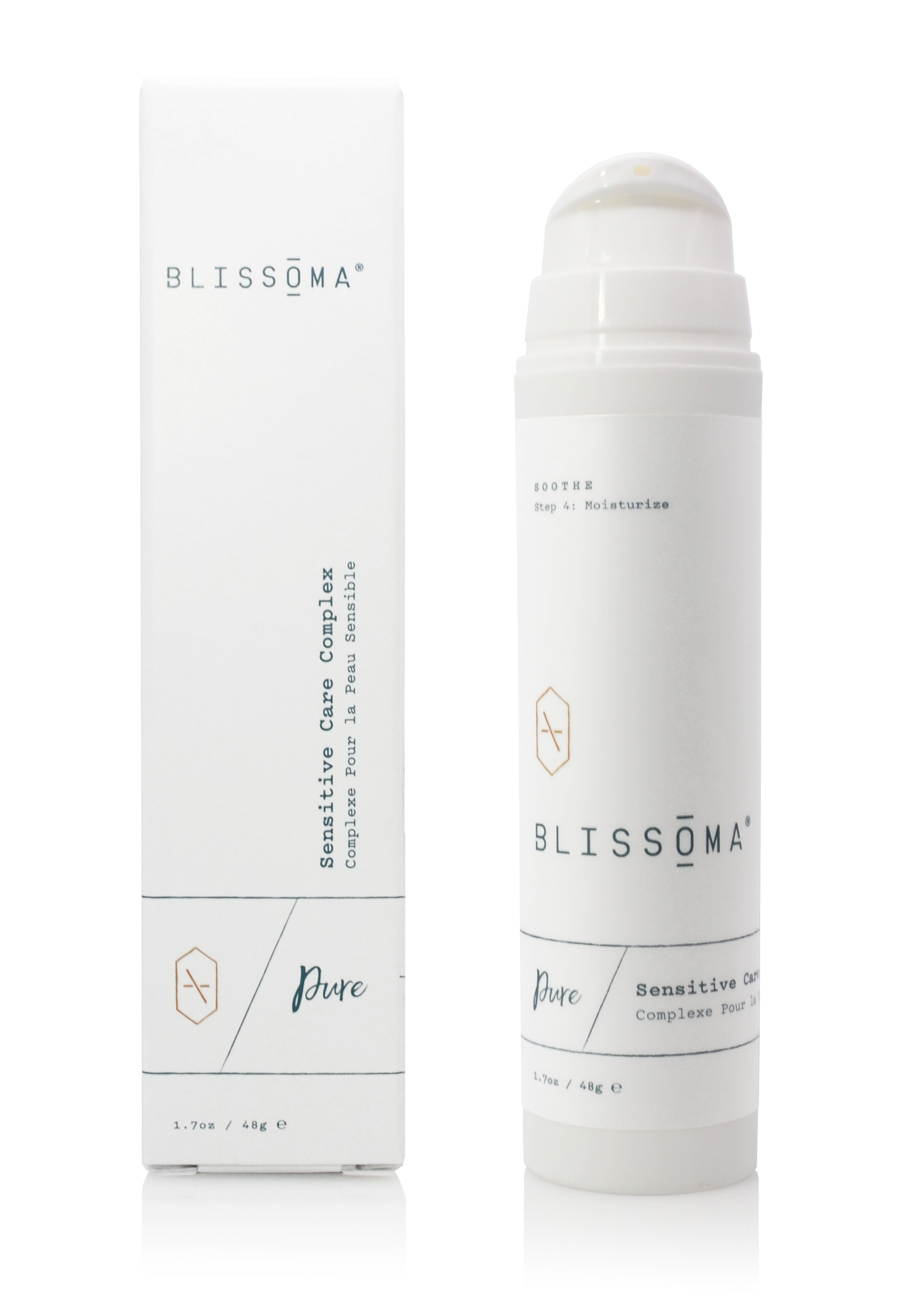 Pure-Sensitive Skin Moisturizer