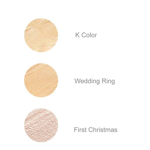 Diamond Glow Organic Melted Highlighter SET of 3