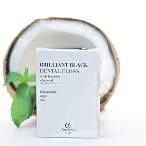 Brilliant Charcoal Dental Floss