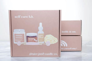 """Be The Light"" Self Care Kit"