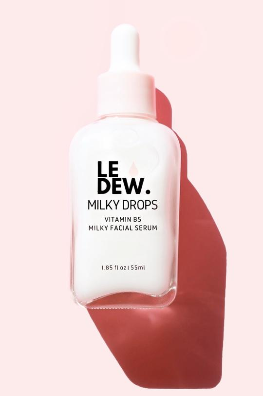 Coconut Milky Drops - Vitamin B5 + HA Facial Serum