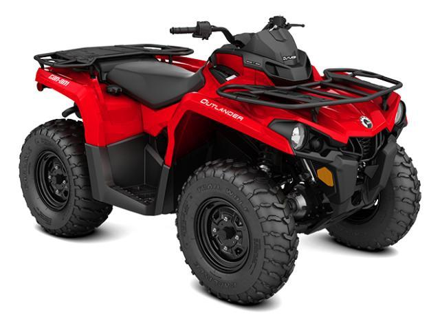 Outlander 450 Base | Sunstate Sea-Doo Can-Am