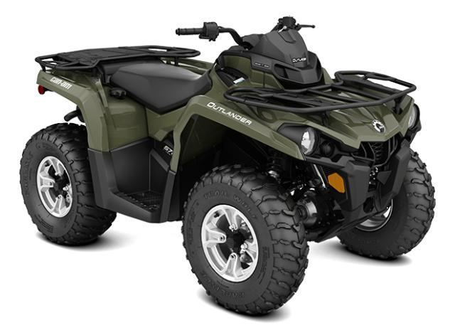 Outlander 570 Pro | Sunstate Sea-Doo Can-Am