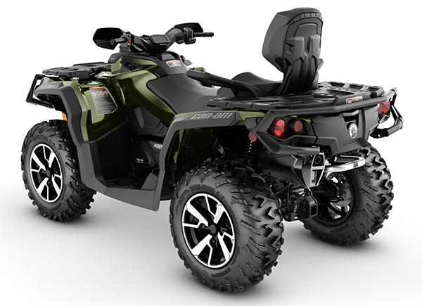 Outlander MAXX 1000R Limited