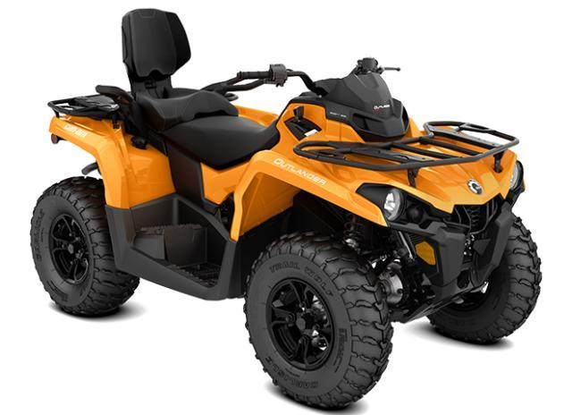 Outlander MAX 450 DPS | Sunstate Sea-Doo Can-Am