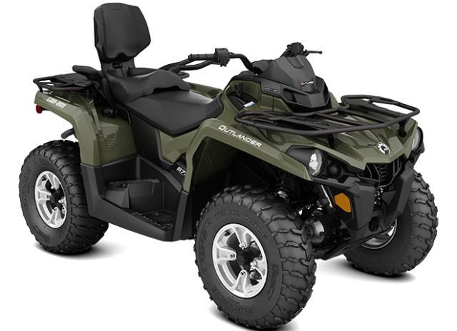 Outlander MAX 570 DPS | Sunstate Sea-Doo Can-Am