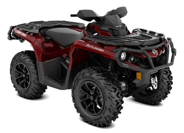 Outlander 650 XT | Sunstate Sea-Doo Can-Am