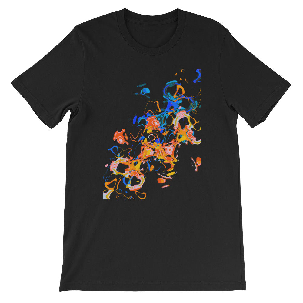 Flames on Acid T-Shirt