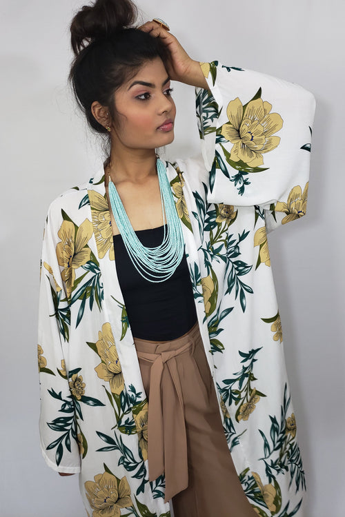 Sway in Paradise Kimono Cardigan - Houzz of DVA Boutique