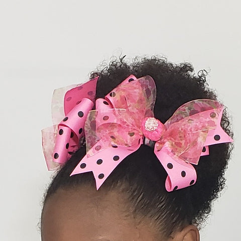 Sarai Like a Sunshine Flower Headband